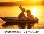 Romantic Walk Around The Lake...