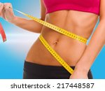 Sport  Fitness And Diet Concep...