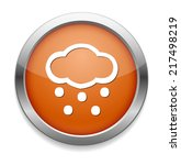 weather icon   button | Shutterstock .eps vector #217498219