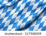 highly detailed flag of bavaria ...   Shutterstock . vector #217508509