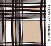 seamless pattern vector... | Shutterstock .eps vector #217537531