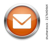 an mail icon   Shutterstock .eps vector #217640464