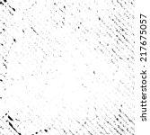 distressed stripe background.... | Shutterstock .eps vector #217675057