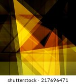 yellow abstract background | Shutterstock . vector #217696471