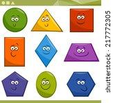 cartoon vector illustration of...   Shutterstock .eps vector #217772305