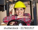 Portrait Of Happy Engineer...