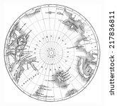 Map Circumpolar Regions Of...
