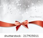 christmas background. abstract... | Shutterstock .eps vector #217925011