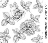 Seamless Pattern With Pencil...