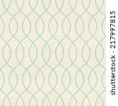 seamless delicate veil like... | Shutterstock . vector #217997815