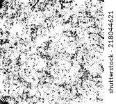 grunge texture | Shutterstock .eps vector #218044621