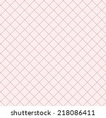 sweet and simple pink heart...   Shutterstock .eps vector #218086411