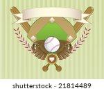baseball crest | Shutterstock .eps vector #21814489