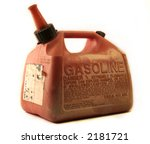 An Old Weathered Gasoline...