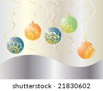 new year background | Shutterstock .eps vector #21830602
