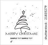 Christmas Tree. Template. For...
