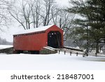 Loys Station Covered Bridge