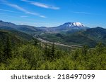 Mt St Helens National Monument