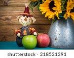 Halloween Funny  Scarecrow On...