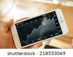 paris  france   september 20 ... | Shutterstock . vector #218533069