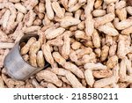 Boiled Peanuts Background Kind...