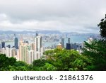 the landscape of bird's eye... | Shutterstock . vector #21861376