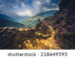Perfect Mountain Trail In The...