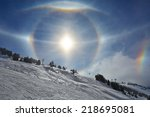 Varoious Sun Halos Appearing I...