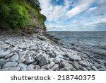 Rocky Beach Near Picton Ontari...