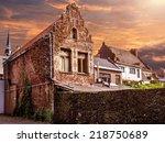 Old Buildings Of Maaseik Town....