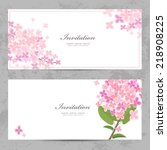 Invitation Cards With Beautifu...