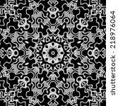 vintage pattern   Shutterstock . vector #218976064