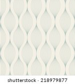 vector pattern. modern stylish... | Shutterstock .eps vector #218979877