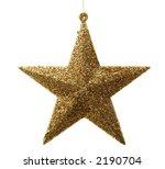 christmas season ornaments on a ... | Shutterstock . vector #2190704