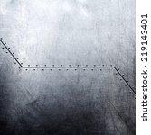 metal background | Shutterstock . vector #219143401