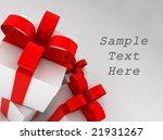 gift card | Shutterstock . vector #21931267