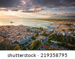View Of Nafplio Town And...