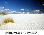 A Beautiful Day At White Sands...