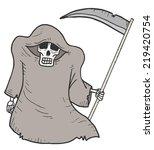 dead kill | Shutterstock .eps vector #219420754