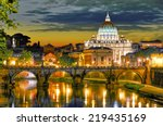 Rome  Italy  St. Peter's...