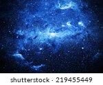 Deep Space Background Elements This - Fine Art prints