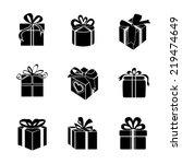 gift box        vector icon....