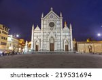 Basilica Of Santa Croce   The...