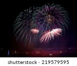 Fireworks Colorful Fireworks...