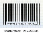 product  bar code design with... | Shutterstock . vector #219658831