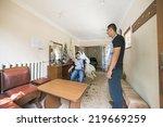 dilijan  armenia  july 31  2014.... | Shutterstock . vector #219669259