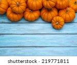 Autumn Pumpkin Thanksgiving...