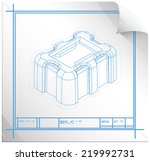 technical drawing | Shutterstock .eps vector #219992731