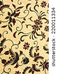 fabric pattern | Shutterstock . vector #220011334