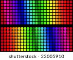 rainbow color squares   Shutterstock .eps vector #22005910